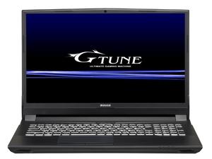 NGN797RTX2060J mouse(マウス) G-Tune 16.1型ゲーミングノートPC(Core i7/RTX 2060) [Core i7 / メモリ 16GB / SSD 1TB / RTX 2060 / フルHD(144Hz)]