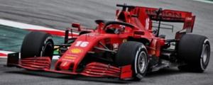1/43 Scuderia Ferrari SF1000 No.16 Scuderia Ferrari Barcelona Test 2020【LSF1028】 LOOKSMART