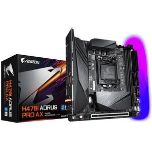 H470I AORUS PRO AX GIGABYTE(ギガバイト) Mini-ITX対応マザーボードH470I AORUS PRO AX