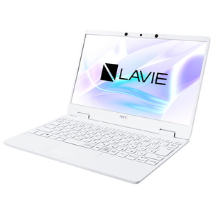 PC-NM550RAW NEC LAVIE Note Mobile NM550/RAW(パールホワイト)- 12.5型モバイルノートPC [Core i5 / メモリ 8GB / SSD 256GB]Microsoft Office Home & Business 2019