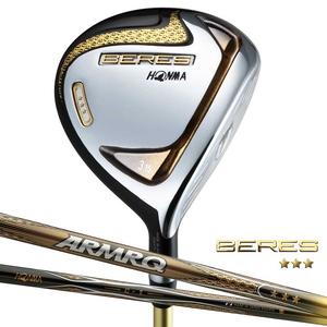 BERES7-5W-47-3S-S 本間ゴルフ BERES (2019年モデル) FW-3Sグレード ARMRQ 47 3Sシャフト #5 フレックス:S