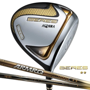 BERES7-10.5-47-2S-SR 本間ゴルフ BERES (2019年モデル) 1W-2Sグレード ARMRQ 47 2Sシャフト 10.5°フレックス:SR