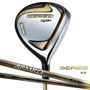 BERES7-3W-47-2S-S 本間ゴルフ BERES (2019年モデル) FW-2Sグレード ARMRQ 47 2Sシャフト #3 フレックス:S