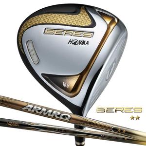 BERES7-10.5-42-2S-R 本間ゴルフ BERES (2019年モデル) 1W-2Sグレード ARMRQ 42 2Sシャフト 10.5°フレックス:R