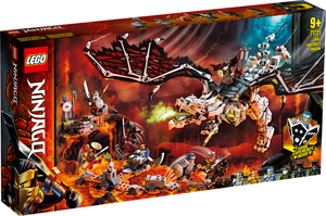 レゴ(R)ニンジャゴー 魔界のスカル・ドラゴン:グリフブリンガー 【71721】 レゴジャパン