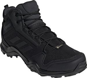 ADJ-BC0466-260 アディダス TERREX AX3 MID GTX(コアブラック/コアブラック/カーボン・26.0cm) adidas