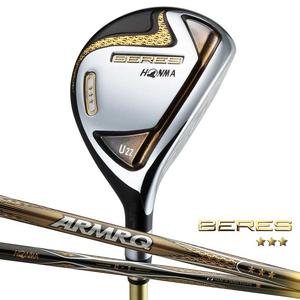BERES7-U22-47-3S-S 本間ゴルフ BERES (2019年モデル) UT-3Sグレード ARMRQ 47 3Sシャフト #U22 フレックス:S