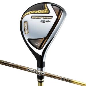 BERES7-U25-47-3S-R 本間ゴルフ BERES (2019年モデル) UT-3Sグレード ARMRQ 47 3Sシャフト #U25 フレックス:R