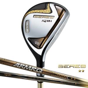 BERES7-U19-47-2S-S 本間ゴルフ BERES (2019年モデル) UT-2Sグレード ARMRQ 47 2Sシャフト #U19 フレックス:S