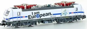 [鉄道模型]レムケ (N)H3005 BR193 361 DB Cargo I am European