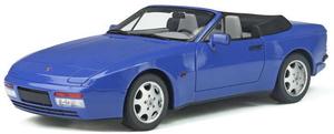 1/18 ポルシェ 944 ターボ S2 (ブルー)【GTS804】 GTスピリット