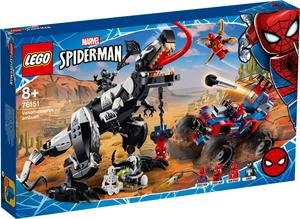レゴ(R)スーパーヒーローズ ヴェノムサウルスの奇襲【76151】 レゴジャパン 【MARVELCorner】