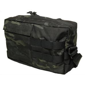 2688 サブロック スモールショルダーバッグ(マルチカム ブラック) SUBROC SMALL SHOULDER BAG フィッシングバッグ