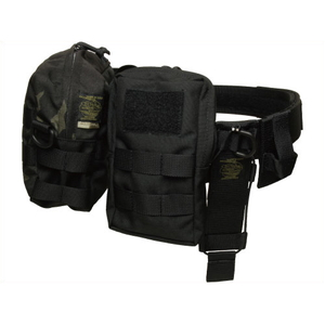 2690 サブロック デューティベルト コンプリートパック ウエスト92~108cm(ブラック) SUBROC DUTY BELT COMPLETE PACK フィッシングバッグ
