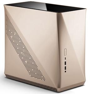FD-CA-ERA-ITX-CHP Fractal Design Mini-ITX対応 ミニPCケース(ゴールド)Era ITX Gold - TG