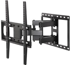 FLM-002-BK 朝日木材加工 55V型まで対応 壁掛金具 ADK