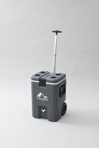 CMP-23-GY キャンパーズコレクション クールマスター プロ 23L YAMAZEN CampersCollection クーラーボックス