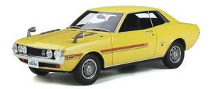 1/18 トヨタ セリカ 1600GT (イエロー)【OTM344】 OttOmobile