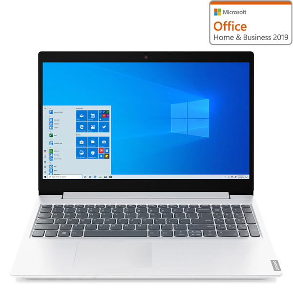 81Y3009TJP(15-CEL) Lenovo(レノボ) 15.6型ノートパソコン Lenovo IdeaPad L350 ブリザードホワイト (Celeron/メモリ 4GB/HDD 1TB)Microsoft Office Home & Business 2019付属