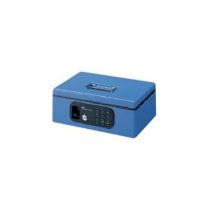 CB-030FL BL プラス 電子ロック手提金庫FL型 ブルー [CB030FLBL]