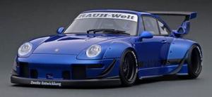 1/18 RWB 993 Blue Metallic【IG1955】 ignitionモデル