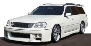 1/43 Nissan STAGEA 260RS (WGNC34) Pearl White【IG2076】 ignitionモデル