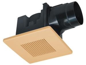 VD-08ZLXC12-G 三菱 壁スイッチ式 ダクト用居間・トイレ・洗面所換気扇(羽根径8.5cm、ダクト径10cm) MITSUBISHI [VD08ZLXC12G]