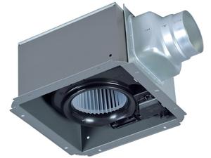 VD-15Z12-IN 三菱 壁スイッチ式 ダクト用浴室・トイレ・洗面所換気扇(羽根径14cm、ダクト径10cm) MITSUBISHI [VD15Z12IN]