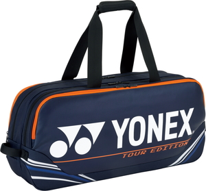 YO-BAG2001W-554 ヨネックス トーナメントバッグ(ダークネイビー・テニス2本用) YONEX PRO series