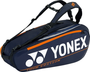 YO-BAG2002R-554 ヨネックス ラケットバッグ(ダークネイビー・テニス6本用) YONEX PRO series