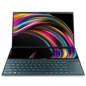 UX481FL-HJ118T ASUS(エイスース) ZenBook Duo UX481 セレスティアルブルー(Core i5モデル) デュアルディスプレイ(14型+12.6型)搭載ノートパソコン