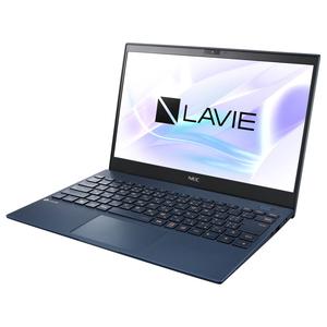 PC-PM950SAL NEC LAVIE Pro Mobile PM950/SAL ネイビーブルー - 13.3型モバイルノートパソコン [Core i7 / メモリ 16GB / SSD 512GB]Microsoft Office Home & Business 2019