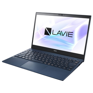 PC-PM750SAL NEC LAVIE Pro Mobile PM750/SAL ネイビーブルー - 13.3型モバイルノートパソコン [Core i7 / メモリ 8GB / SSD 512GB]Microsoft Office Home & Business 2019