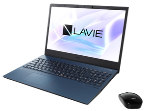 PC-N1575AAL NEC LAVIE N15 N1575/AAL(ネイビーブルー)- 15.6型ノートパソコン (i7/8GB/512GB)Microsoft Office Home & Business 2019