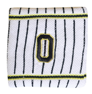 12JRYT0110 ミズノ 保障 阪神タイガース公認 リストバンド ホーム 木浪 HANSHIN ユニセックス スピード対応 全国送料無料 Tigers 背番号:0