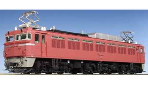 [鉄道模型]ホビーセンターカトー (HO) 29-890-3 EF81一般色 108号機 スピーカー搭載・GUパーツ取付済