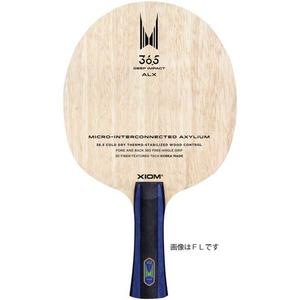 TKU-20403 エクシオン 卓球ラケット 36.5 ALX 攻撃用シェークラケット FL