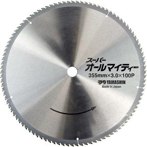 SPT-YSD-355SOY YAMASHIN スーパーオールマイティー 355mm×100P
