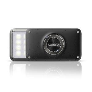KM-LUMENA2GY ルーメナー 充電式LEDランタン(メタルグレー)1500ルーメン LUMENA 2 [KMLUMENA2GY]