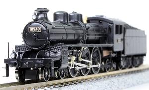 [鉄道模型]ワールド工芸 (N) 鉄道院 18900形 (国鉄C51形) 蒸気機関車 組立キット