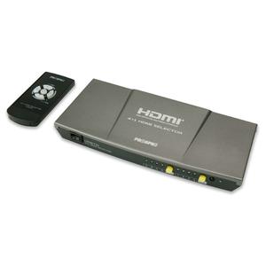 HDS714 プロスペック HDMIセレクター【4台のHDMI機器を同時出力】 PROSPEC