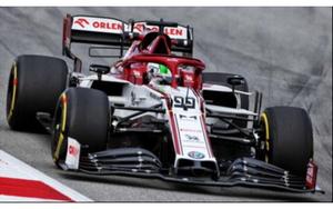 1/18 Alfa Romeo Racing ORLEN C39 No.99 Pre-Season Test 2020【18S478】 スパーク