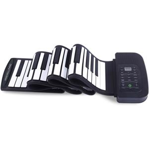 交換無料 SMALY-PIANO-88 期間限定で特別価格 スマリー 88鍵ロールアップピアノ SMALY