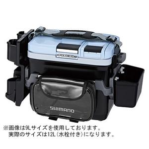 LF-L12P(ブラツク) シマノ フィクセル ライトゲーム スペシャル2 120 12L(ブラック) SHIMANO FIXCEL LIGHTGAME SPECIAL  120 クーラーボックス