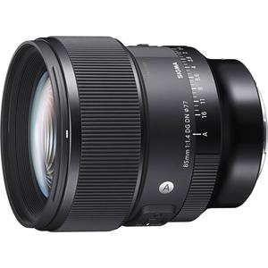 85MMF1.4DGDN_A/ L シグマ SIGMA 85mm F1.4 DG DN ※Lマウント(フルサイズ対応)