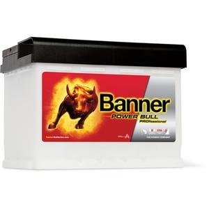 PRO-P50-42 バンナー Power 半額 Bull Pro 他商品との同時購入不可 50A 欧州車用バッテリー 新品■送料無料■ Banner LB1