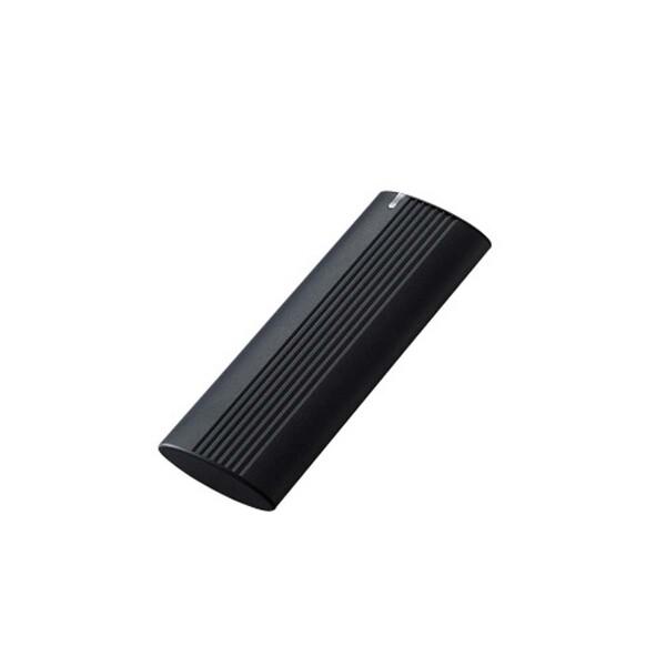 ESD-EH1000GBK エレコム USB3.2(Gen2)対応 外付けポータブルSSD 1.0TB (Type-C)