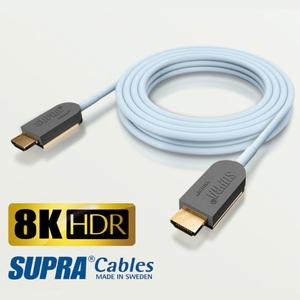 HDMI-2.1-AOC-15.0M スープラ ☆新作入荷☆新品 光伝送方式 8K 15.0m 値下げ SUPRA HDR対応HDMIケーブル
