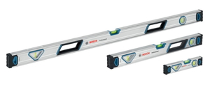 1600 A01 6BS ボッシュ 水平器 3サイズセット(250mm/600mm/1200mm) 水平レベル