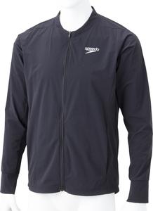 GW-SA01921-K-O スピード アクロスエスドレーク ジャケット(O・ブラック) speedo メンズ トレーニング フィットネス [GWSA01921KO]